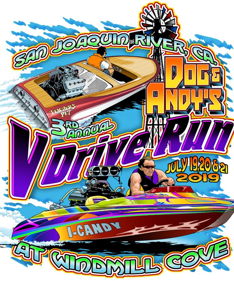 Dog & Andy's V Drive Run with date copy